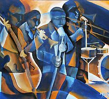 Night Of Jazz 12 by Mandell Maull