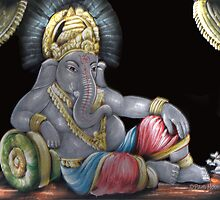 Ganesh by Pam Moore