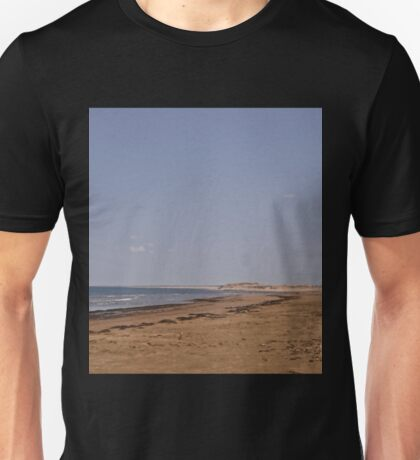 Desolate Beach - Brackley Beach, PEI Canada  Unisex T-Shirt