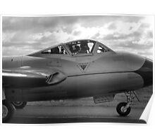 Vampire Jet Poster