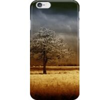And the rains came..... iPhone Case/Skin