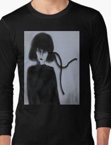 The Black Ribbon Long Sleeve T-Shirt