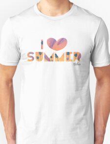 I love summer Unisex T-Shirt