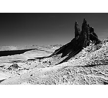 The Old Man of Storr, Isle of Skye Photographic Print