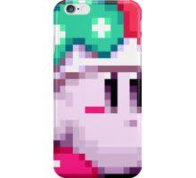 Kirby Jester Pixel iPhone Case/Skin