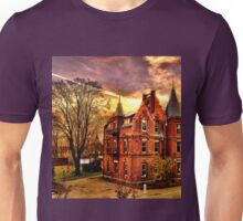 Wellesley College,Schneider Center Unisex T-Shirt
