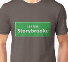 Leaving Storybrooke Unisex T-Shirt