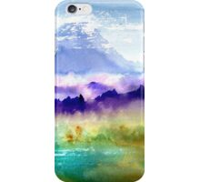 Only The Mountain And I iPhone Case/Skin
