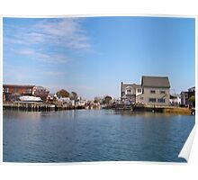 Broad Channel Poster