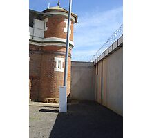 Bendigo Jail Photographic Print