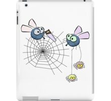Spiders playing iPad Case/Skin