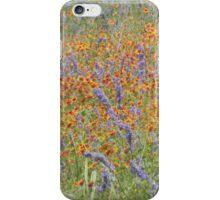 Color in the Rain iPhone Case/Skin