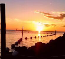Sunset Scenes I Sticker