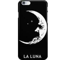 La Luna iPhone Case/Skin