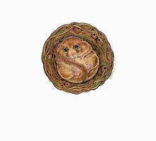 Hazel Dormouse (Muscardinus avellanarius) Womens Fitted T-Shirt