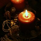 Candlelite And Jewels by kkphoto1