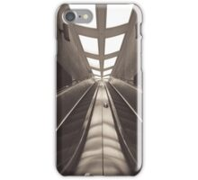 stairway to the point iPhone Case/Skin