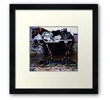Mustang Sally Framed Print