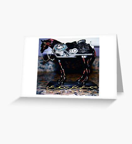 Mustang Sally Greeting Card