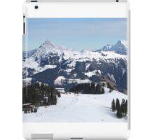 Austrian Alps. iPad Case/Skin