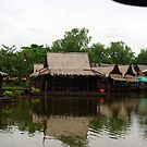 Floating House by napah