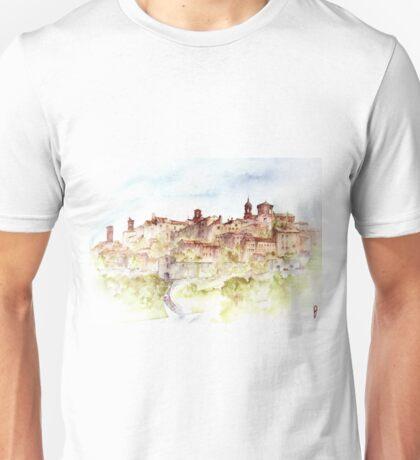 Lucignano, Toscany, Italy Unisex T-Shirt