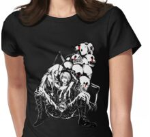 Guilty Pleasure - Sipiyu Illustration Womens Fitted T-Shirt