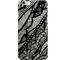 A swirly doodle iPhone Case/Skin