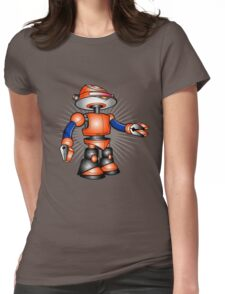 Robo Droid2 - PAC1972 Womens Fitted T-Shirt