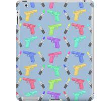 Lipstick and Guns iPad Case/Skin