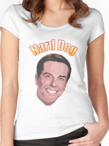 The Office - Nard Dog Women's Fitted Scoop T-Shirt
