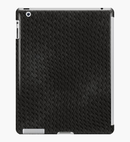 Snake Skin - Dark Grey iPad Case/Skin