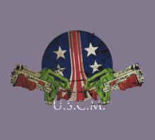 USMC Pulse Rifles Kids Tee