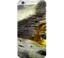 Grey Rocks & Greyer Sea iPhone Case/Skin