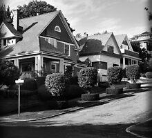 House on the Corner by Mari  Wirta