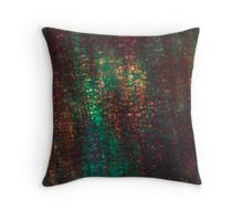 layers of color - four Throw Pillow
