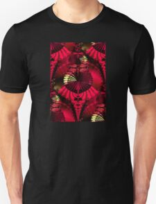 The Fantastical Fractal Fan Dance T-Shirt
