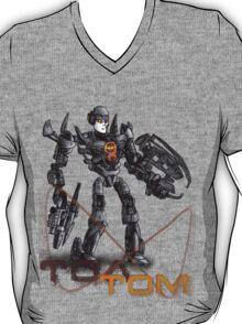 Toa Tom T-Shirt / Sticker T-Shirt