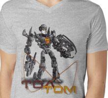 Toa Tom T-Shirt / Sticker Mens V-Neck T-Shirt