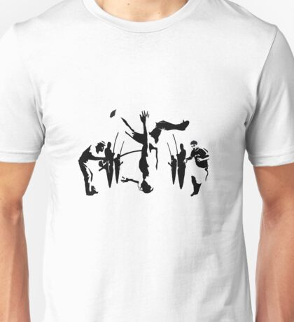 Capoeira Unisex T-Shirt
