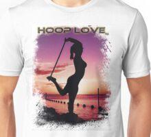 Hoop LOVE V Unisex T-Shirt