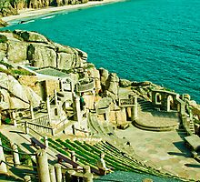 The Minack by Catherine Hamilton-Veal  ©