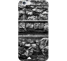 Abandoned Bench Fine Art Print iPhone Case/Skin