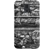 Abandoned Bench Fine Art Print Samsung Galaxy Case/Skin