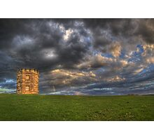 The Watchtower at La Perouse Photographic Print