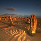 Silent Guards of Nambung by Malcolm Katon