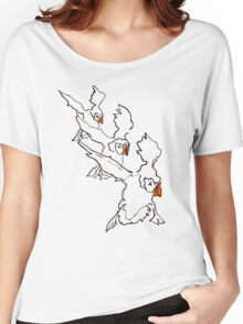 Puffin Series 3 Women's Relaxed Fit T-Shirt