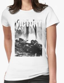 Victory Womens Fitted T-Shirt