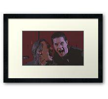 BOB Framed Print