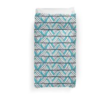 sugar candy organic abstract pattern Duvet Cover